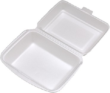 Menu box biely 185 x 133 x 75 mm [125 ks]